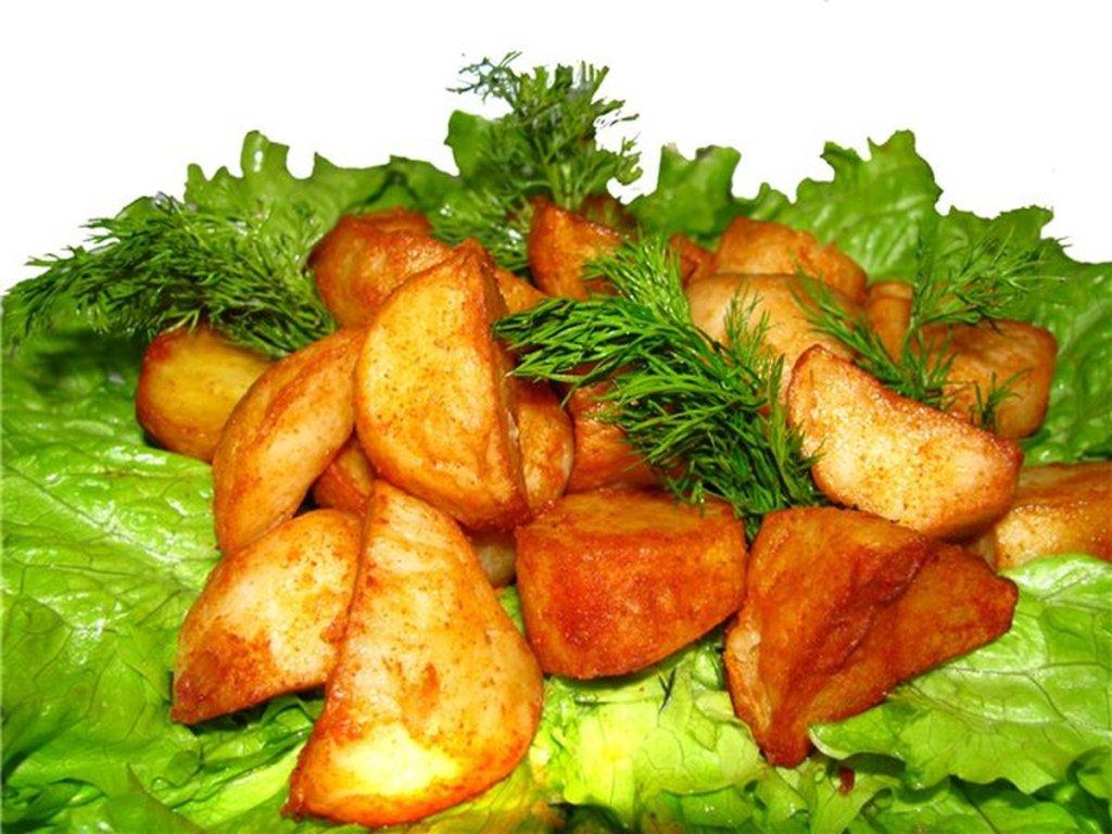 Картофель «По домашнему»