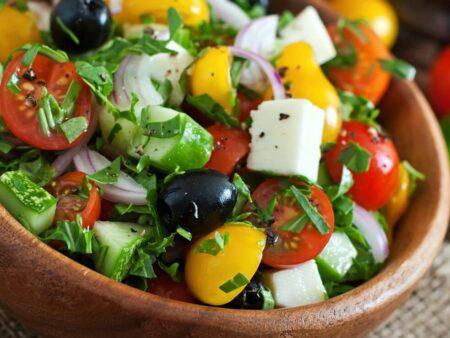 Салат «По-гречески»